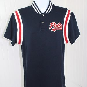 Polo Ralph Lauren Custom Slim Fit V Neck